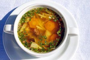 Lunch met soep en brood GEANNULEERD @ De Bovenkruier